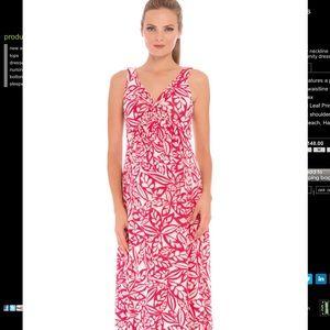 NWT Olian Maternity Maxi Dress Small